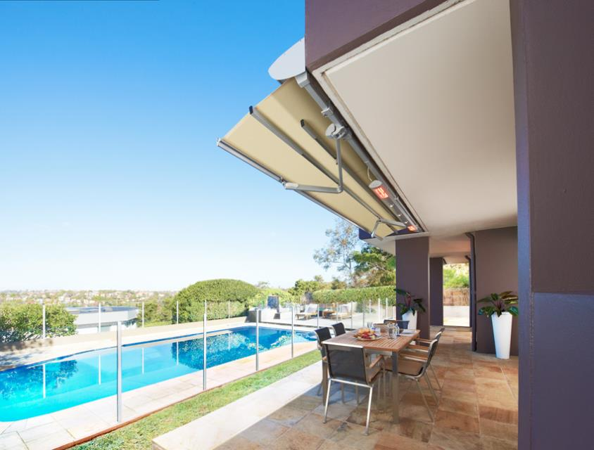 Luxaflex awnings