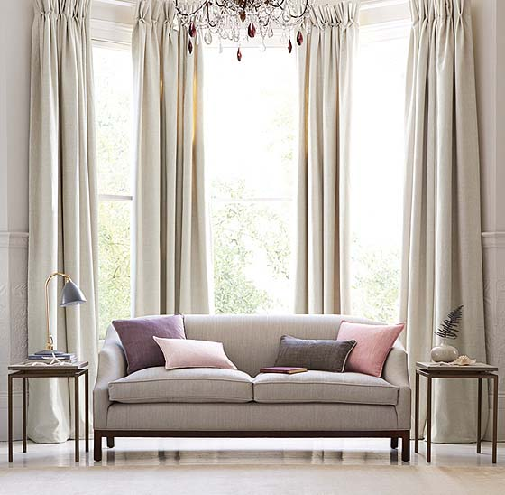 Curtain Rods Tracks Decorating Decor Interiors