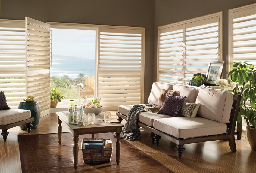 Luxaflex shutters collection