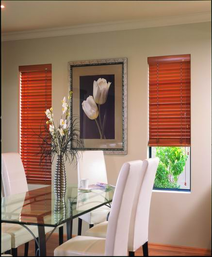 Timber Venetian blinds Country Woods