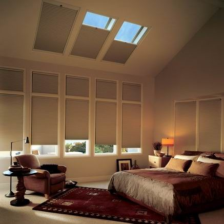 Duette Skylight Blinds