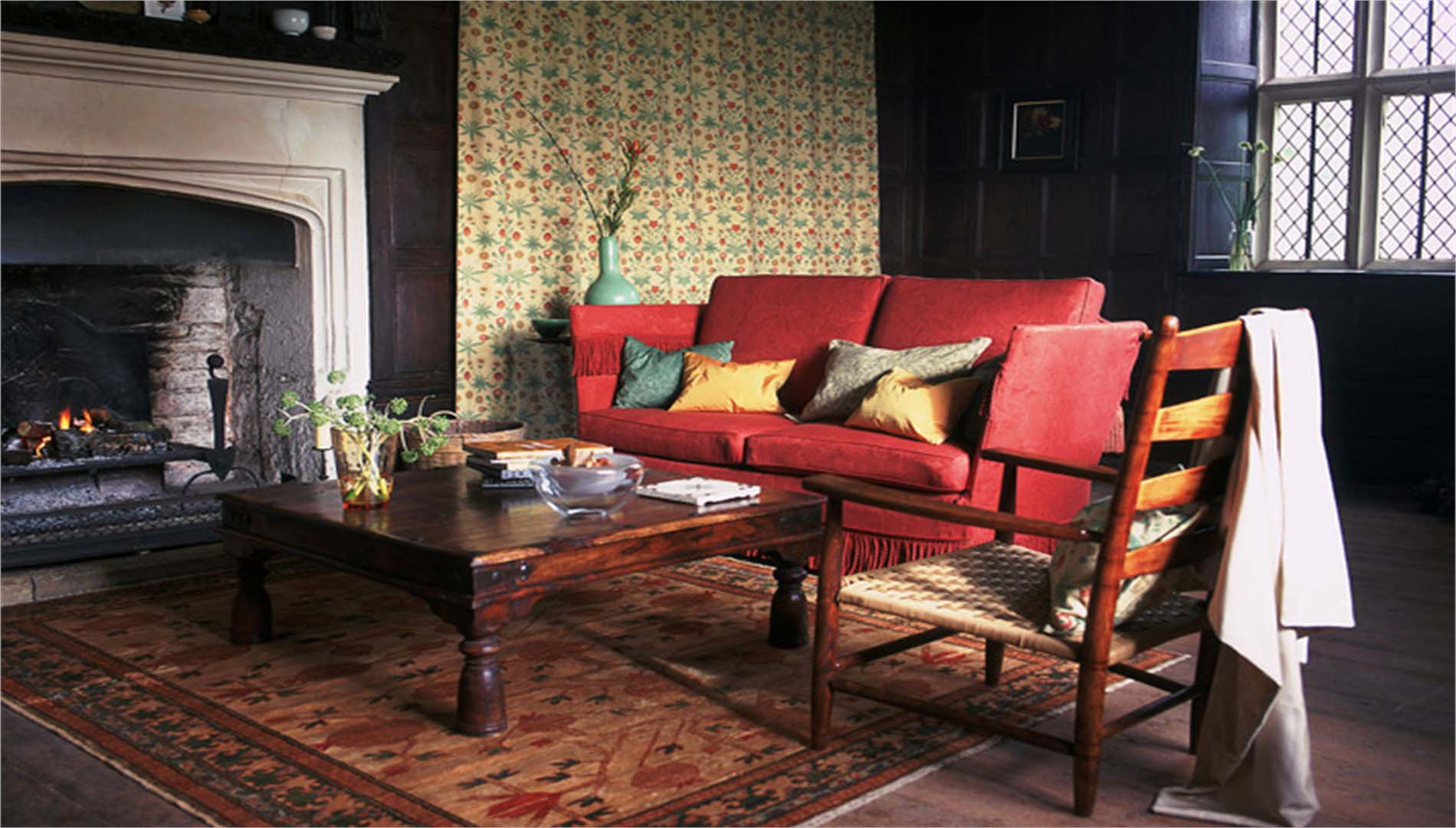 Furnishings and accessories lounge
