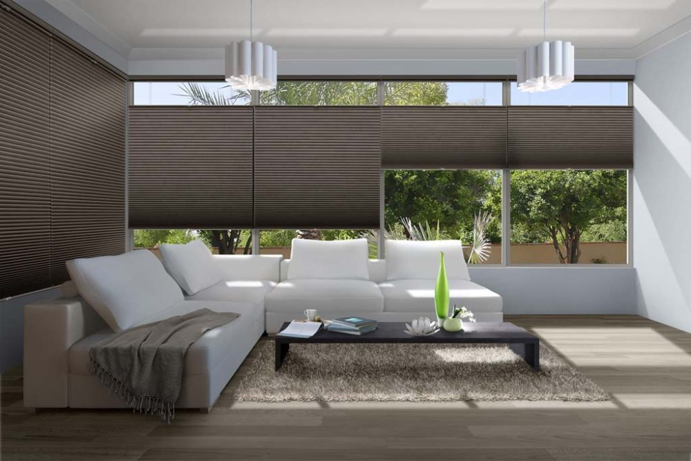Luxaflex Duette Shades lounge