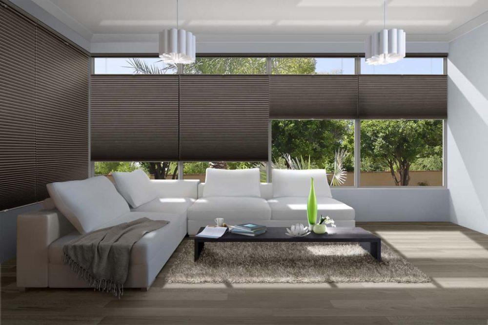 Luxaflex Duette Shades lounge