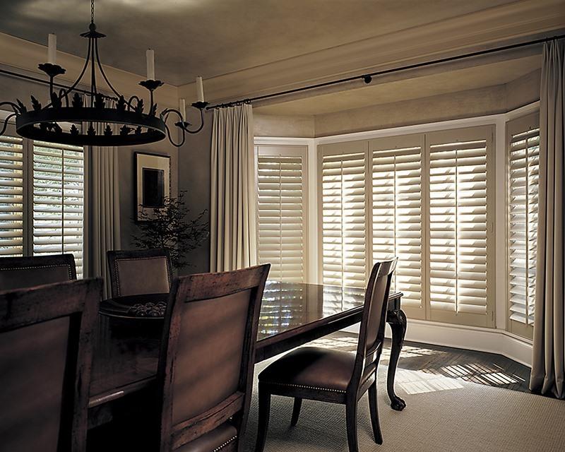 Timber shutters