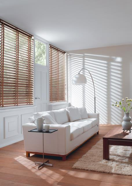 Timber Venetian Country Woods Blinds
