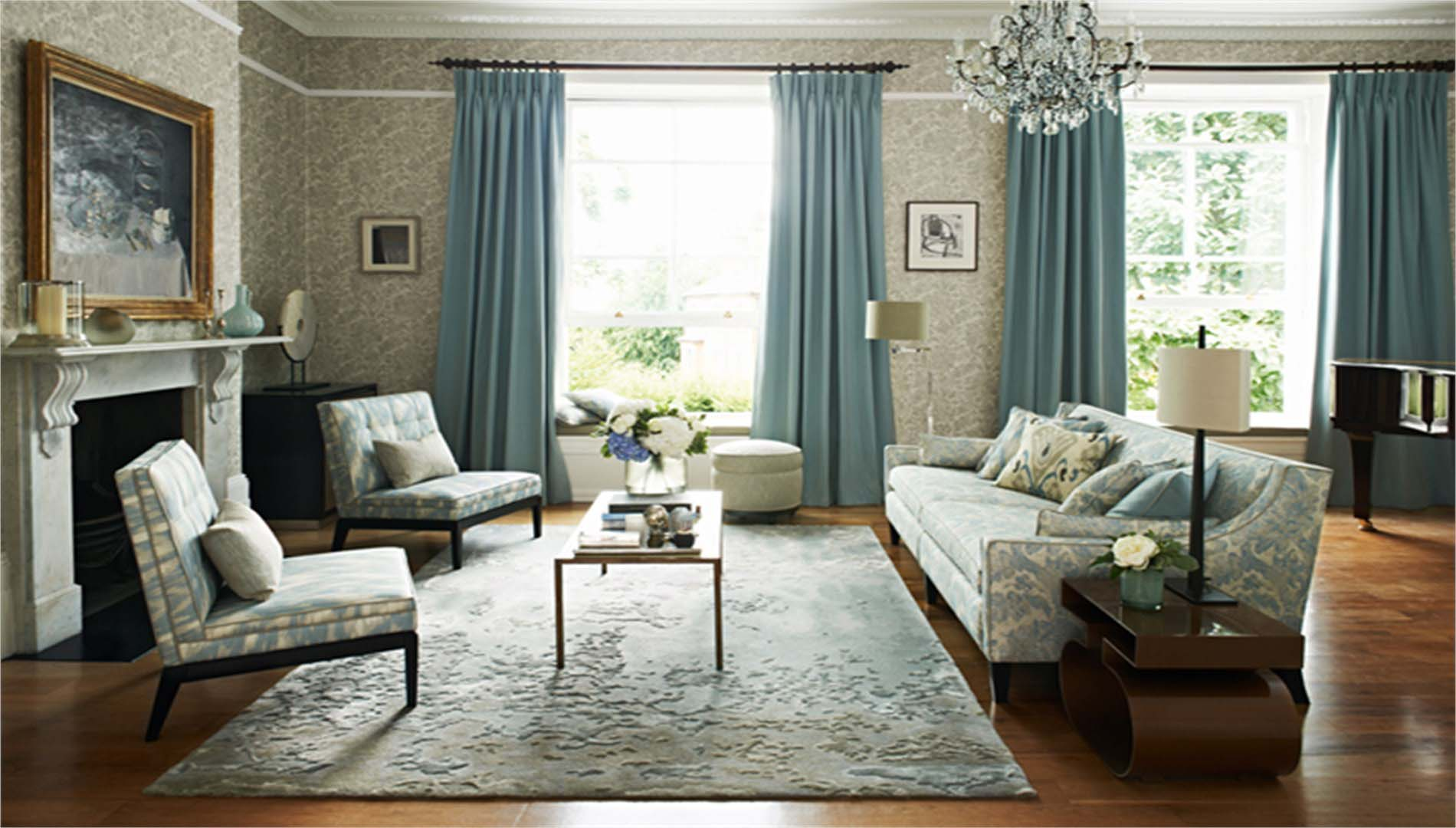 Lounge room upholstery and accessories