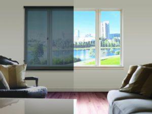 Open windows for springtime in Australia