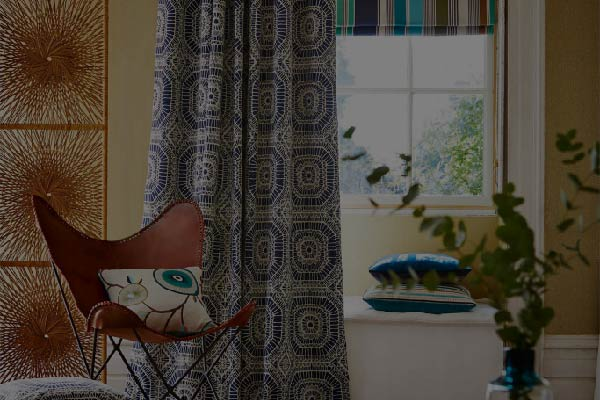 Custom made curtains designed for your living space