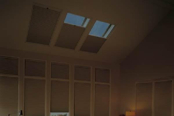 Amazing skylight blinds