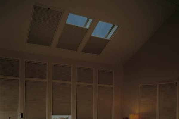 Amazing skylight blinds