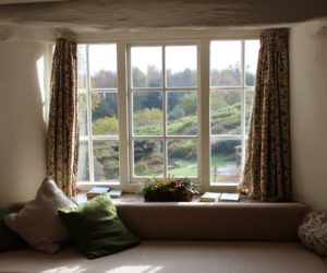 Thermal insulating curtains create an eco-friendly home and save costs.